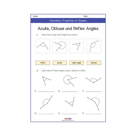 geometry properties of shapes year 5 worksheets maths