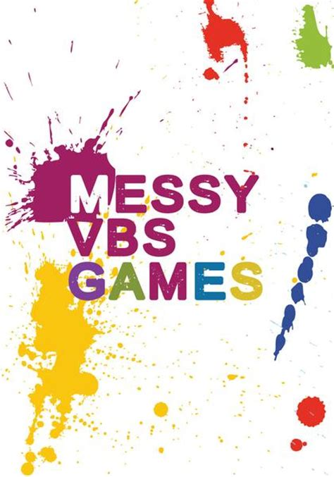 messy vbs game ideas childrens ministry deals