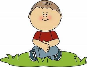 Boy Sitting Clipart (54+)