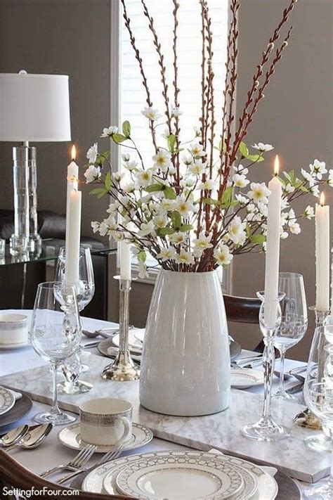 Decorating Ideas Kitchen Tables by Setting The Table With Style Tablescape Decor Tips