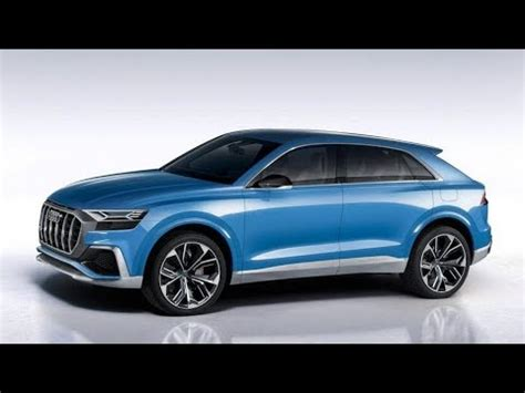 2018 audi q8 price and review youtube