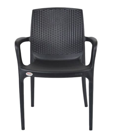 supreme plastic chair in black snapdeal price chairs