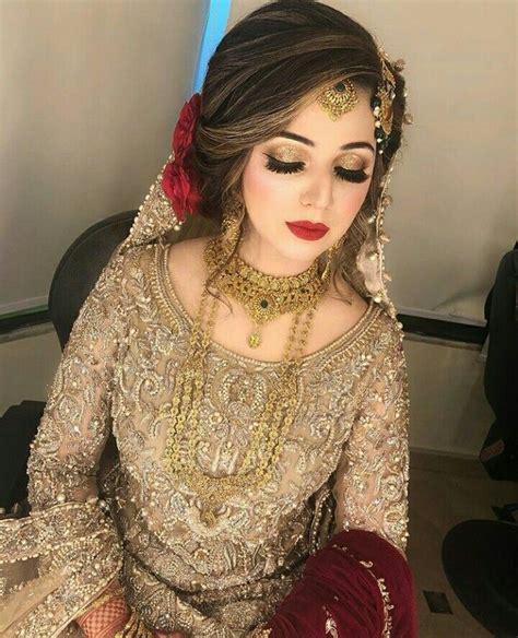 pin  mahnoorch  beautiful brides pakistani bridal