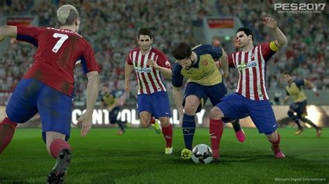 What is the uniqueness of pes 2017 apk? Pro Evolution Soccer 2017 (PES 17) PC Repack Free Download