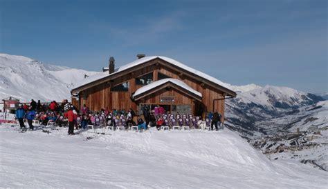 val thorens mountain restaurants