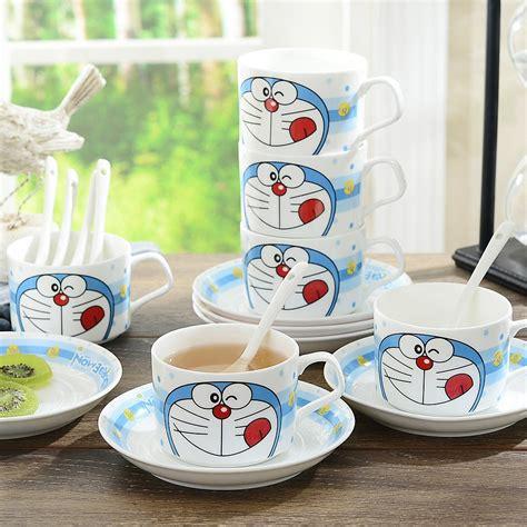 Cangkir Set Espresso Keramik jual gantungan cangkir gelas teh kopi set isi 6