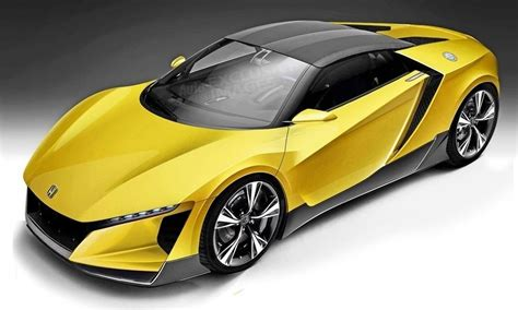 Honda's 'Baby NSX' Could Arrive by 2018 With 300HP ...