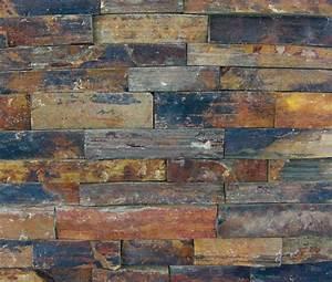 Gartenmauern Aus Naturstein : verblender schiefer rusty atlas natursteine ~ Sanjose-hotels-ca.com Haus und Dekorationen