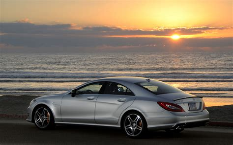 2018 Mercedes Benz Cls63 Amg First Drive Automobile