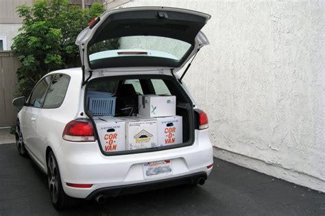 Gti Cargo Space by 2010 Volkswagen Gti Term Road Test Cargo Space