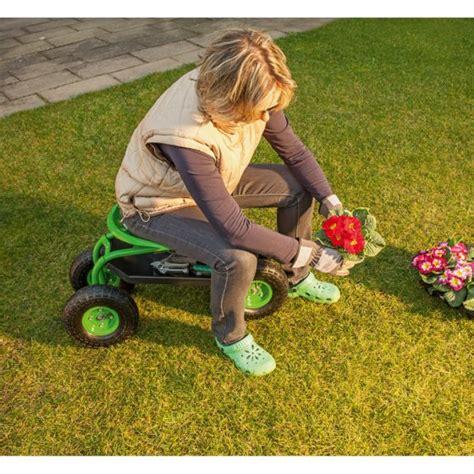 siege jardinage commander en toute simplicité siège de jardinage mobile