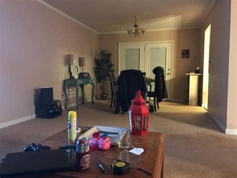 shape livingdining room furniture layout raised ranch