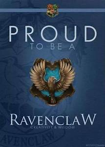 Day 9-Favorite Hogwarts House-Ravenclaw
