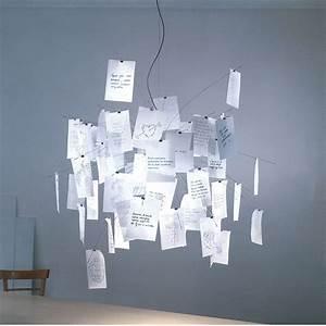 Lampe Mit Zetteln : zettel z5 pendelleuchte von ingo maurer ~ Michelbontemps.com Haus und Dekorationen