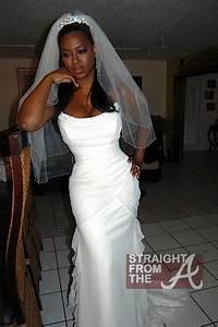 kenya moore never a bride With kenya moore wedding dress