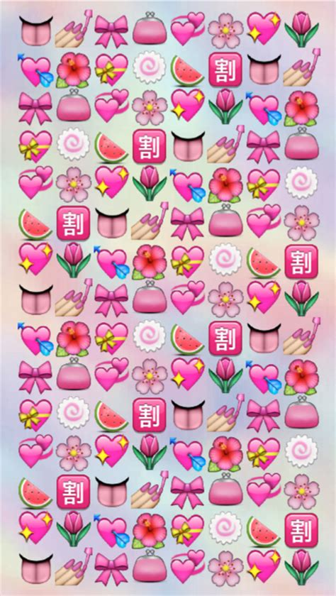 emoticons for iphone emoji iphone wallpaper image 2642277 by saaabrina on