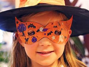 Masque Halloween A Fabriquer : diy masque d 39 halloween purple jumble ~ Melissatoandfro.com Idées de Décoration