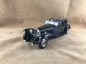 The first prototype, chassis 41100, was completed in 1927. FRANKLIN MINT BUGATTI ROYALE 1930 COUPE NAPOLEON | eBay