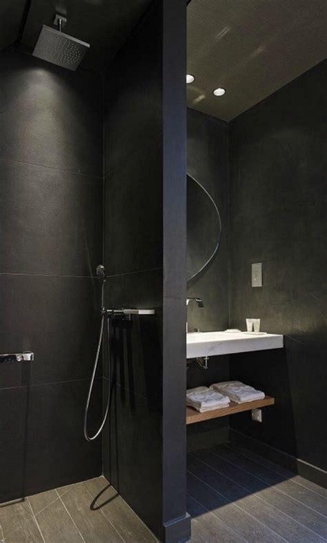 Stilvolle Und Mutige Badgestaltung In Schwarz stilvolle und mutige badgestaltung in schwarz f 252 r kleine