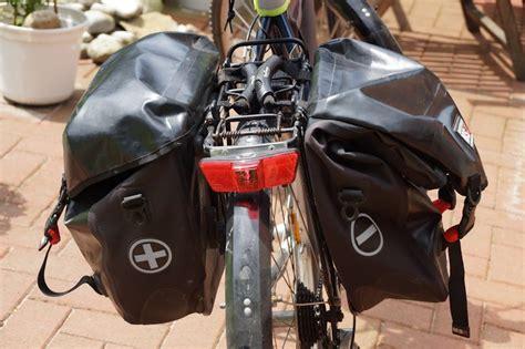fahrrad rucksack test fahrradtaschen test so unterscheiden sich die taschen