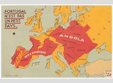 Portugal is Not A Small Country [postcard] Cornell