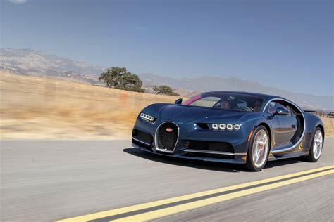 driving  bugatti chiron    launched