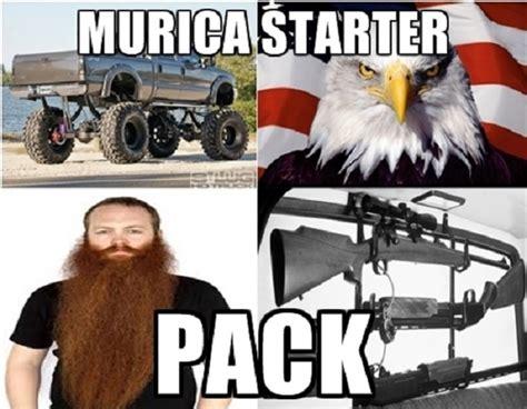Murica Memes - murica starter pack funny murica meme