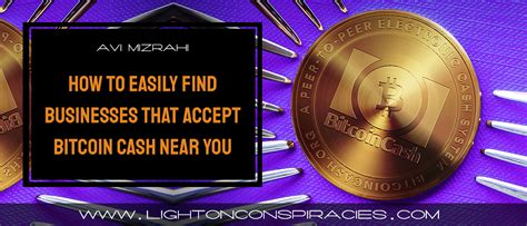 Bitcoin Merchants Near Me by How To Easily Find Businesses That Accept Bitcoin
