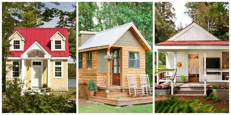 Tiny House Plans Can Help You In Saving Up Your Money