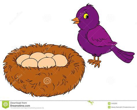 Birds-nest-with-three-eggs-clipart-61724