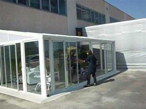 veranda in alluminio veranda in alluminio con ante scorrevoli modello