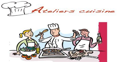 atelier de cuisine atelier cuisine