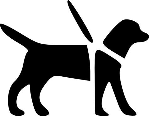 Guidedog Clip Art At Clker.com
