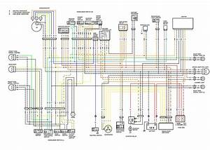 Suzuki Boulevard S50 Wire Diagram
