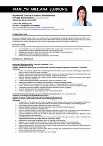 business administration resume samples sample resumes With resume samples for it company