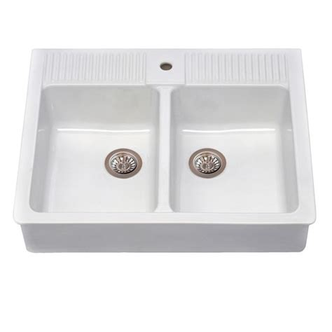 domsj 246 double bowl sink from ikea kitchen sinks