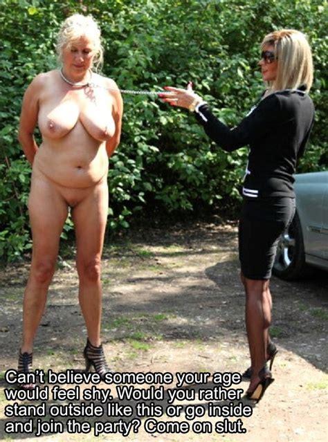 Lezdom and humiliated slave girl captions - PornHugo.Com