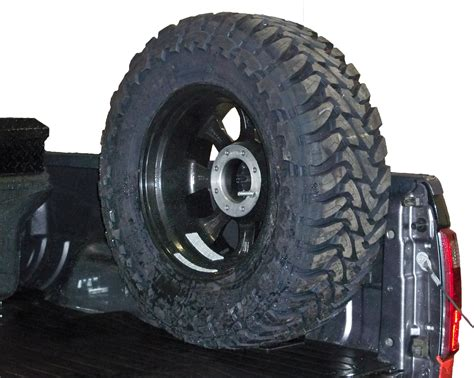 Titan Fuel Tanks 99 0133 0000 Spare Tire Assembly To