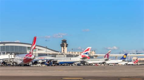 The Best of Texas: Dallas/Fort Worth International Airport ...