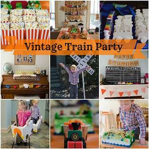 Train Party Food Archives Bebehblog