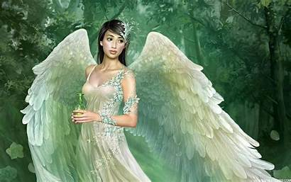 Desktop Angels Christmas Angel Wallpapers Wallpapersafari