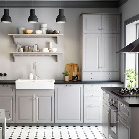 gray kitchen cabinets ikea best 25 modern ikea kitchens ideas on ikea 3925