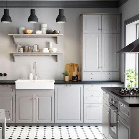 ikea grey kitchen cabinets best 25 modern ikea kitchens ideas on ikea 4436