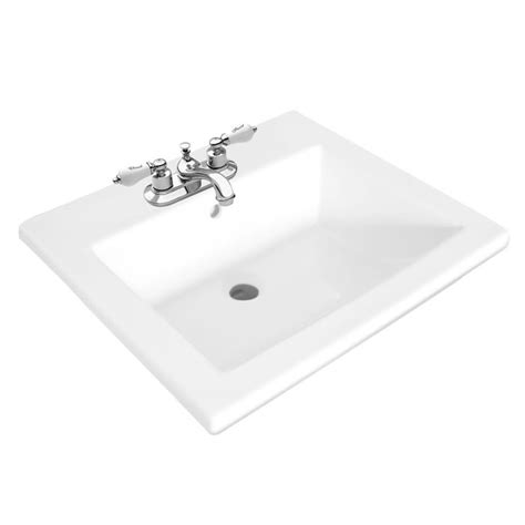 square drop in bathroom sink stanza square drop in sink foremost bathrooms