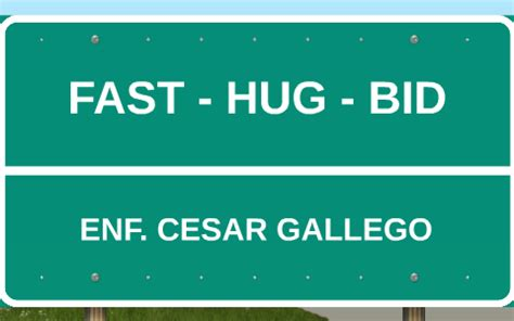 fast bid fast hug bid by cesar gallego on prezi