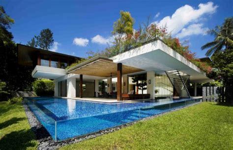 Haus Mit Innenpool by Haus Mit Garten Erstaunliche Fotos Archzine Net