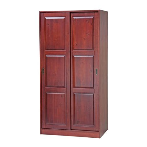 Sliding Door Wardrobe Cabinet by 25 Best Ideas About Solid Wood Wardrobes On
