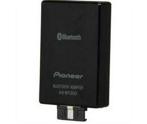 pioneer bluetooth adapter ebay