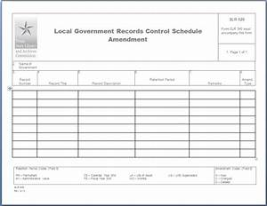 luxury records retention schedule template gallery With documents and records management compliance