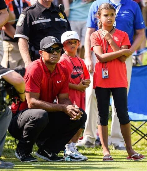 Tiger Woods: My Kids With Elin Nordegren 'Dominate My Life ...